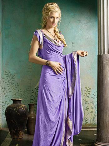 Spartacus İlitya Giysileri