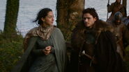 Robb and Talisa