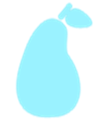 Pear Blue Logo