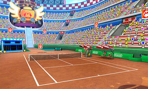MTO Court Mario Stadium (Clay)