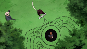 Kabuto Demonstrates Edo Tensei