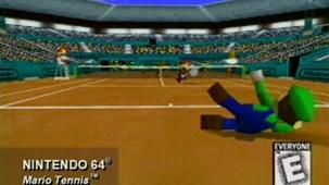 Nintendo Mario Tennis (2000) - Home Video Trailer