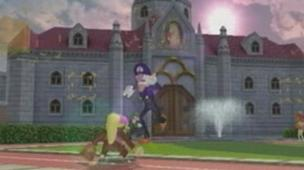 Mario Superstar Baseball (VG) (2005) - Video Game Trailer