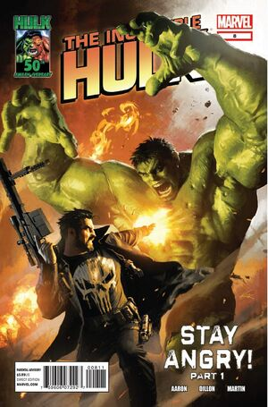 Incredible Hulk Vol 3 8