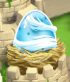 Dragon City Blizzard Dragon Egg