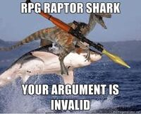 RPG raptor is invalid