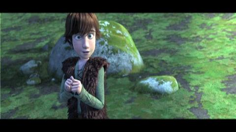 How To Train Your Dragon (2010) - A boy and a dragon become unlikely friends in this trailer for the animated comedy