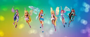 Winx 3D Believix