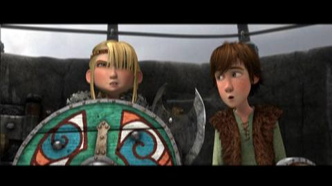 How To Train Your Dragon (2010) - Featurette Meet the vikings