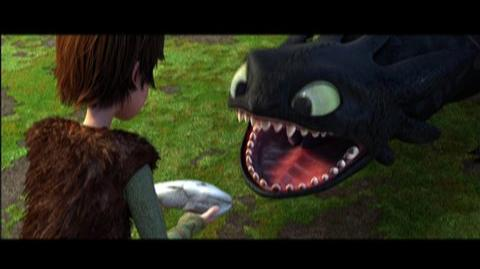 How To Train Your Dragon (2010) - Featurette A boy and his dragon