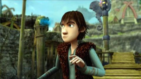 How To Train Your Dragon The Video Game (VG) (2010) - Release trailer