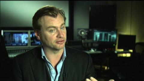 "Inception (2010) - Interview Christopher Nolan ""On dreams as potential of the human mind"""