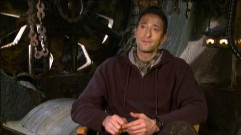 "Predators (2010) - Interview Adrien Brody ""On his character"""