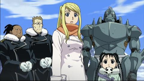Fullmetal Alchemist Brotherhood Part Four (2011) - Home Video Trailer for Fullmetal Alchemist Brotherhood Part Four