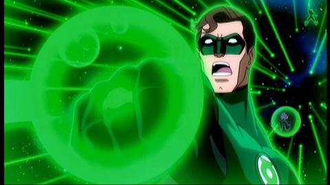 Green Lantern Emerald Knights (2011) - Home Video Trailer for Green Lantern Emerald Knights