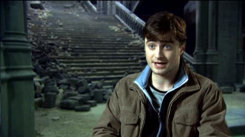 "Harry Potter and the Deathly Hallows Part 2 (2011) - Interview ""Daniel Radcliffe On The Last 10 Years With Harry Potter"""