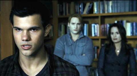 The Twilight Saga Breaking Dawn - Part 1 (2011) - TV Spot Jacob