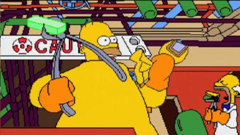 The Simpsons Arcade Game (VG) (2012) - Debut trailer