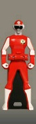 Red Flash Ranger Key