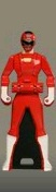 Red Racer Ranger Key