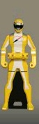 Bouken Yellow Ranger Key
