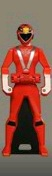 Go-On Red Ranger Key