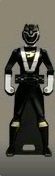 Go-On Black Ranger Key