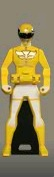 Gosei Yellow Ranger Key