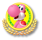 MTO- Yoshi Pink Icon