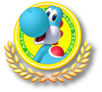 MTO- Yoshi Light Blue Icon
