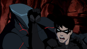Nightwing Alienated