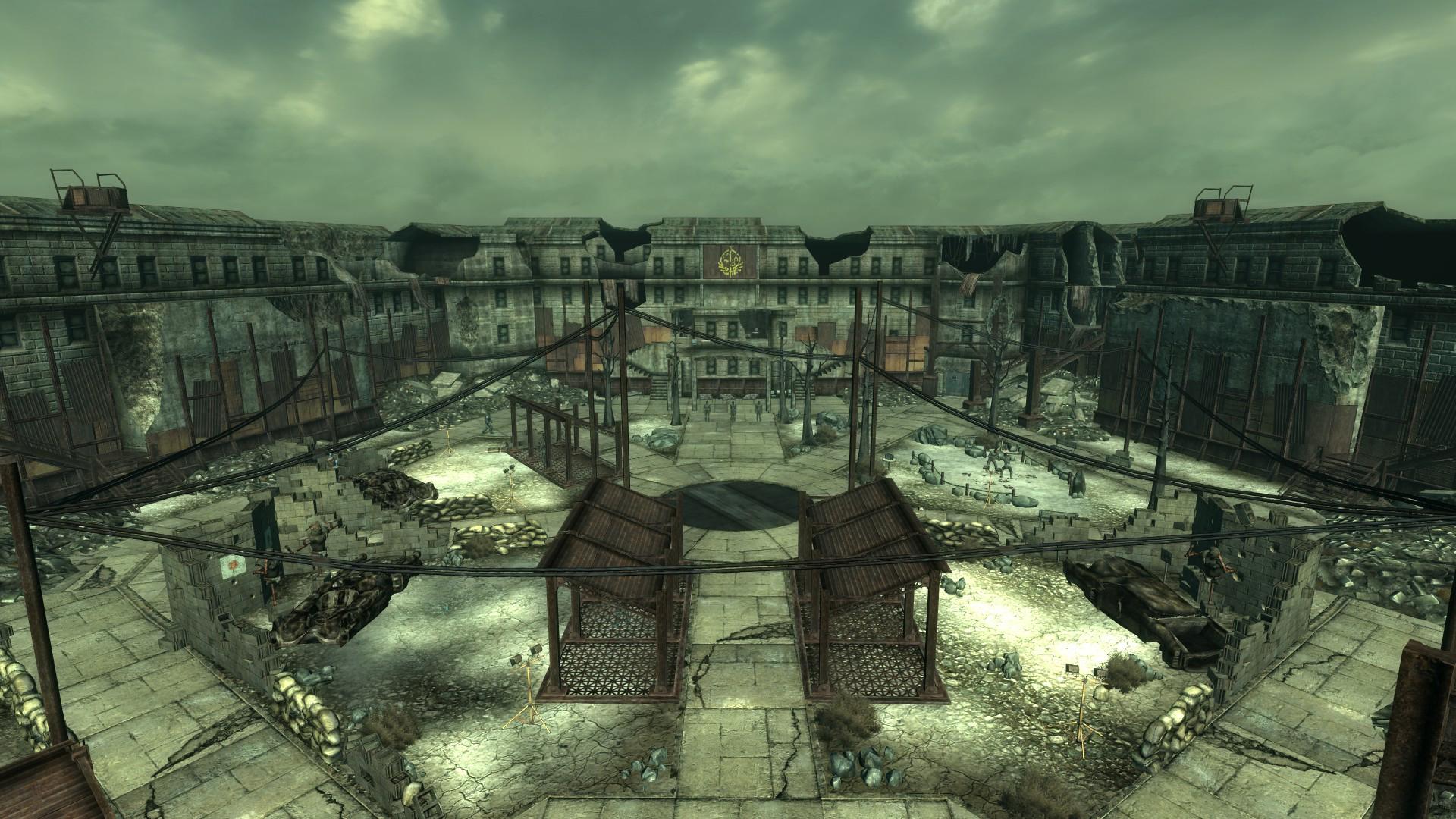 Citadel - The Fallout ...