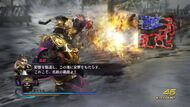Warriors Orochi 3 - Scenario Set 22 Screenshot