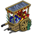 Fireworks Cart-icon