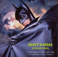 Batman Forever Score