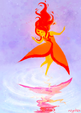 Flame princess by mintthimble-d4wvqqs