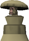 Mushroom (monkey)