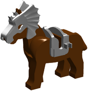 RaceLord Monster Fighters Armor Horse 1