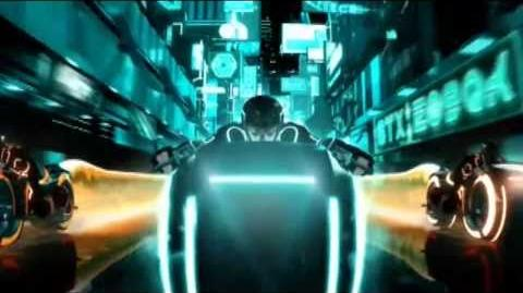 TRON- UPRISING Official Trailer