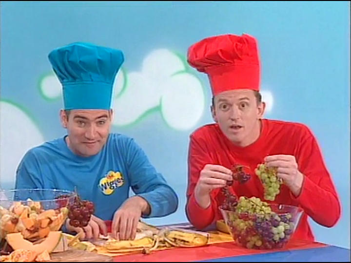 jetaimelautomne — The Wiggles Fruit Salad