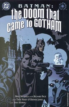 Batman- the Doom that came to Gotham