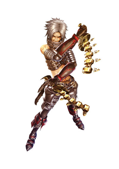 Haseo 1st Form (Versus)
