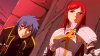 Jellal and Erza