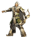 Huang Zhong - Dynasty Warriors Strikeforce