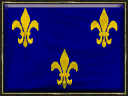 Flag french large normal