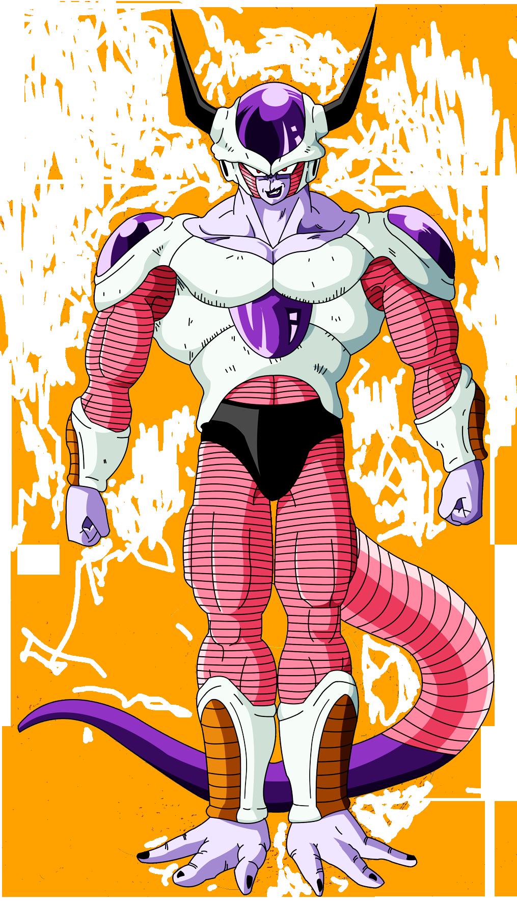 Las transformaciones de Dragon Ball Z y GT parte 1