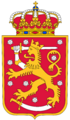 Royal coat of arms of Lapland