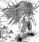 Toriko body immersion