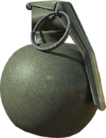 Frag Grenade menu icon MW3