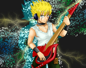 Teen Laxus